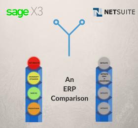 NetSuite vs Sage X3: An ERP Comparison